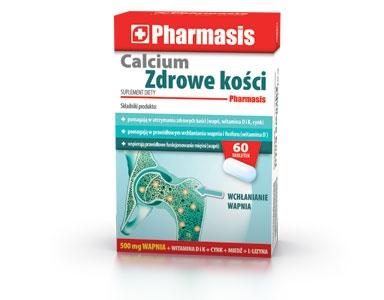 CALCIUM ZDROWE KOŚCI Pharmasis