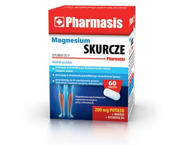 MAGNESIUM SKURCZE Pharmasis
