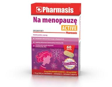NA MENOPAUZĘ ACTIVE Pharmasis