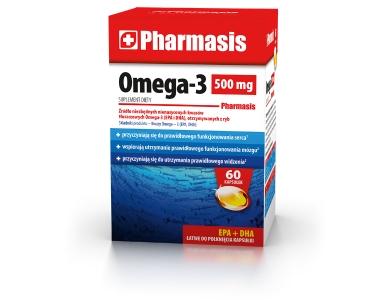 OMEGA-3 Pharmasis