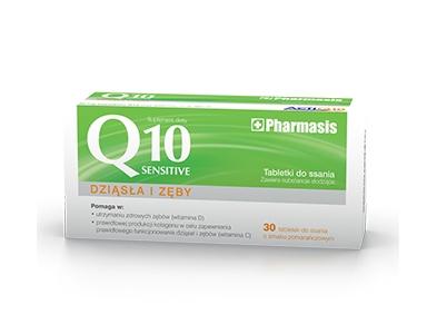Q10 SENSITIVE Pharmasis