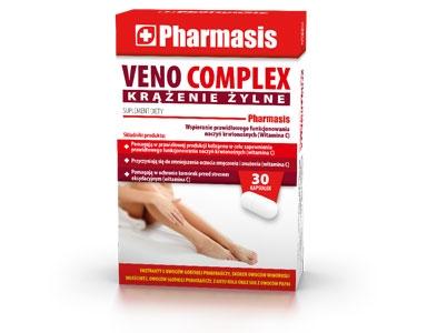 VENO COMPLEX krążenie żylne Pharmasis